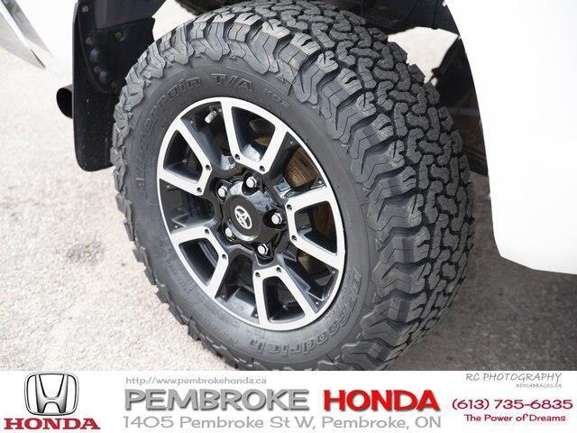2016 Toyota Tundra SR5 5.7L V8 (Stk: 19249A) in Pembroke - Image 13 of 25