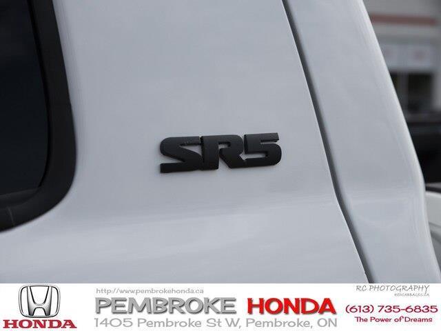 2016 Toyota Tundra SR5 5.7L V8 (Stk: 19249A) in Pembroke - Image 20 of 25