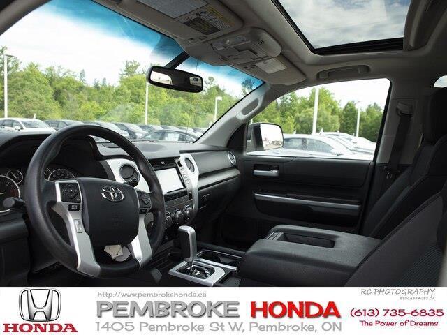 2016 Toyota Tundra SR5 5.7L V8 (Stk: 19249A) in Pembroke - Image 15 of 25