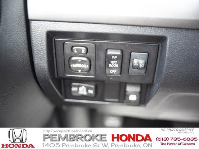 2016 Toyota Tundra SR5 5.7L V8 (Stk: 19249A) in Pembroke - Image 4 of 25
