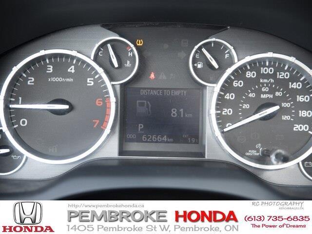 2016 Toyota Tundra SR5 5.7L V8 (Stk: 19249A) in Pembroke - Image 12 of 25