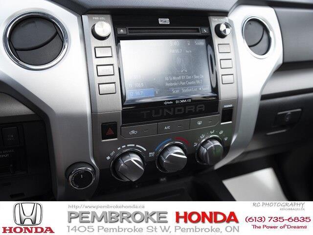 2016 Toyota Tundra SR5 5.7L V8 (Stk: 19249A) in Pembroke - Image 24 of 25