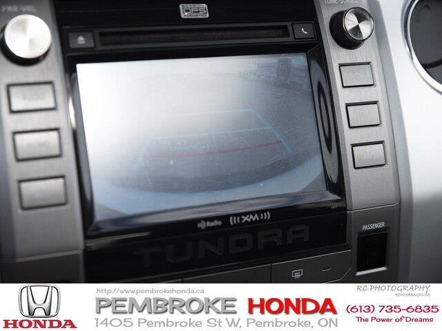 2016 Toyota Tundra SR5 5.7L V8 (Stk: 19249A) in Pembroke - Image 2 of 25