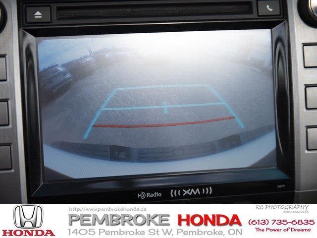 2016 Toyota Tundra SR5 5.7L V8 (Stk: 19249A) in Pembroke - Image 25 of 25