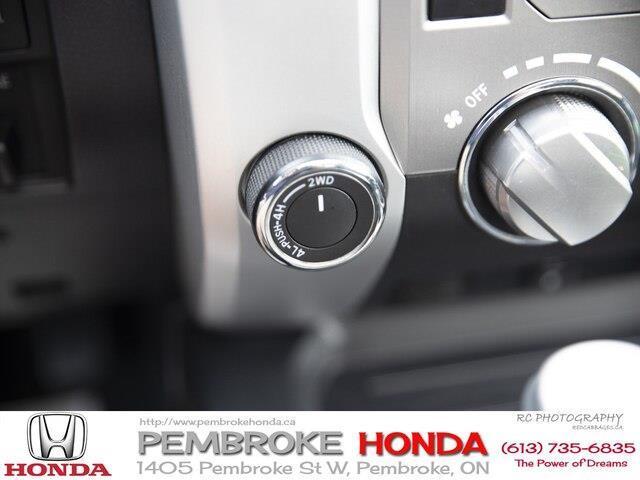 2016 Toyota Tundra SR5 5.7L V8 (Stk: 19249A) in Pembroke - Image 5 of 25