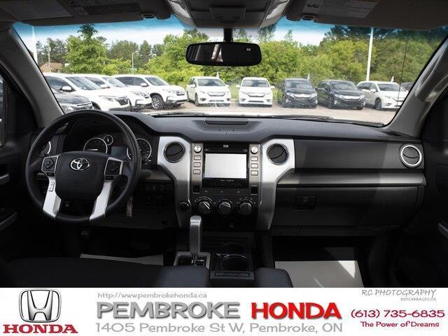 2016 Toyota Tundra SR5 5.7L V8 (Stk: 19249A) in Pembroke - Image 10 of 25