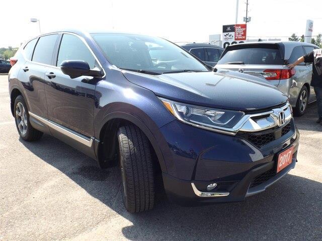 2017 Honda CR-V EX (Stk: P7411) in Pembroke - Image 11 of 24
