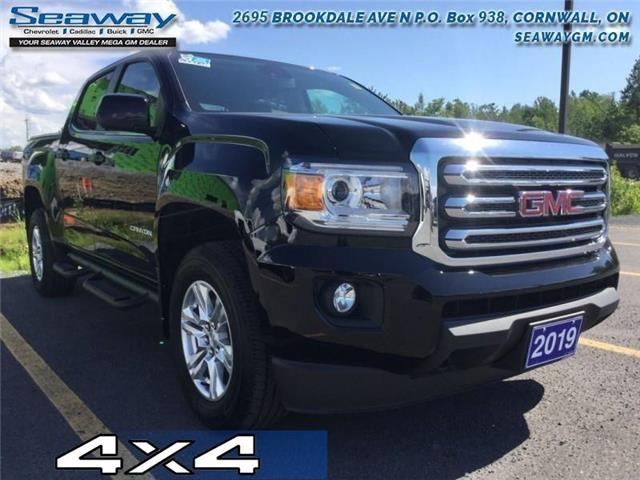 2019 GMC Canyon SLE (Stk: S2330) in Cornwall - Image 1 of 18