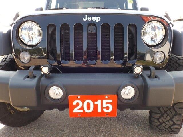 2015 Jeep Wrangler Sport (Stk: 18151A) in Pembroke - Image 3 of 17