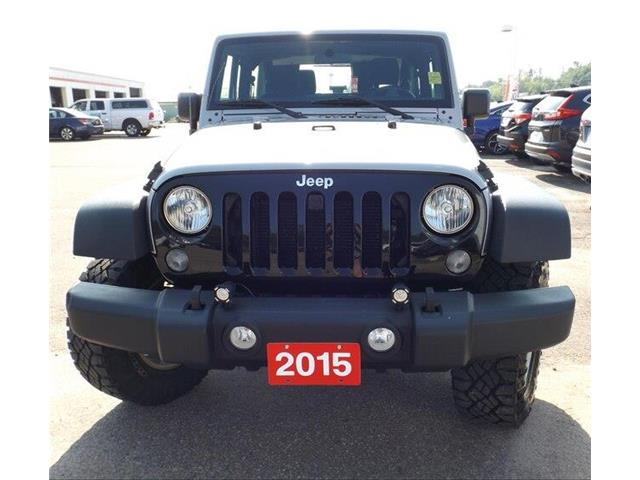 2015 Jeep Wrangler Sport (Stk: 18151A) in Pembroke - Image 15 of 17