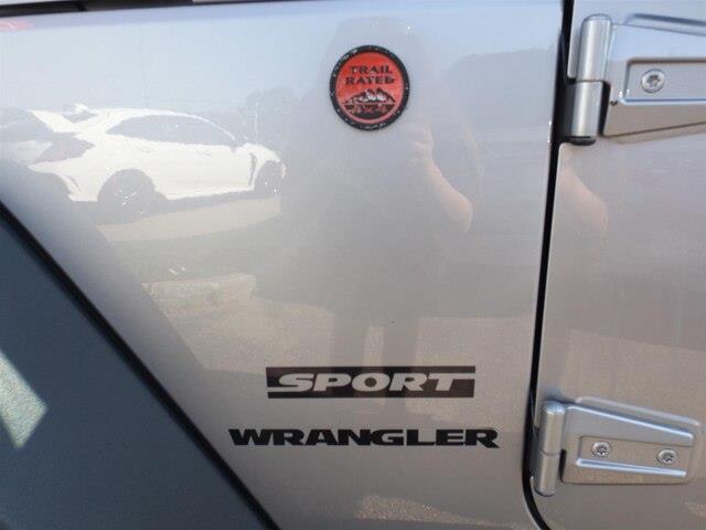 2015 Jeep Wrangler Sport (Stk: 18151A) in Pembroke - Image 17 of 17