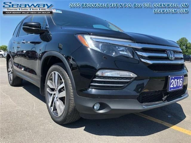2016 Honda Pilot Touring (Stk: 19588A) in Cornwall - Image 1 of 29