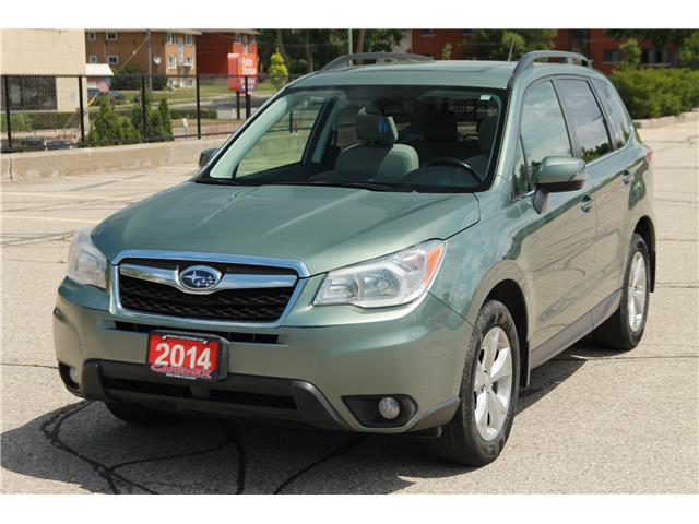 2014 Subaru Forester 2.5i Limited Package (Stk: 1907319) in Waterloo - Image 1 of 26