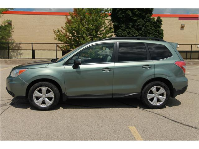 2014 Subaru Forester 2.5i Limited Package (Stk: 1907319) in Waterloo - Image 2 of 26