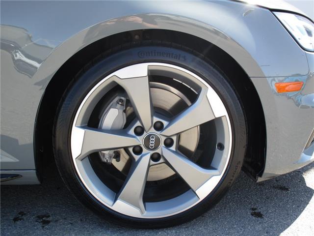 2018 Audi A4 2.0T Technik (Stk: 6535) in Regina - Image 11 of 43
