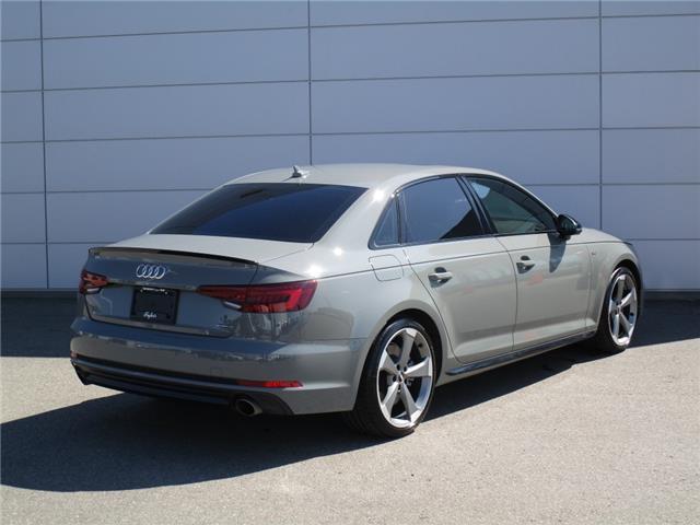 2018 Audi A4 2.0T Technik (Stk: 6535) in Regina - Image 3 of 43
