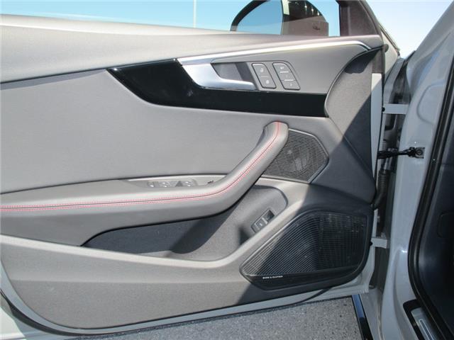 2018 Audi A4 2.0T Technik (Stk: 6535) in Regina - Image 22 of 43