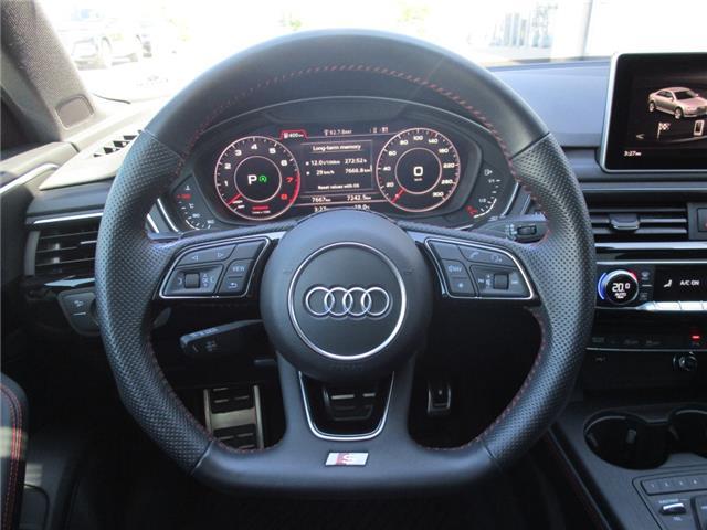 2018 Audi A4 2.0T Technik (Stk: 6535) in Regina - Image 24 of 43