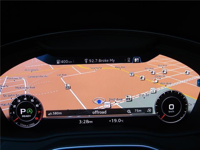 2018 Audi A4 2.0T Technik (Stk: 6535) in Regina - Image 28 of 43