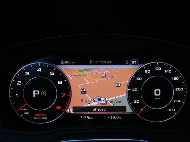 2018 Audi A4 2.0T Technik (Stk: 6535) in Regina - Image 29 of 43