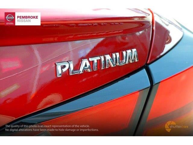 2019 Nissan Altima 2.5 Platinum (Stk: 19032) in Pembroke - Image 6 of 20