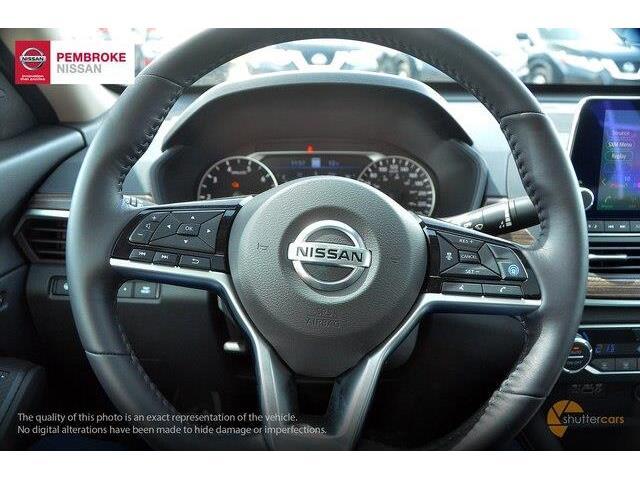 2019 Nissan Altima 2.5 Platinum (Stk: 19032) in Pembroke - Image 11 of 20