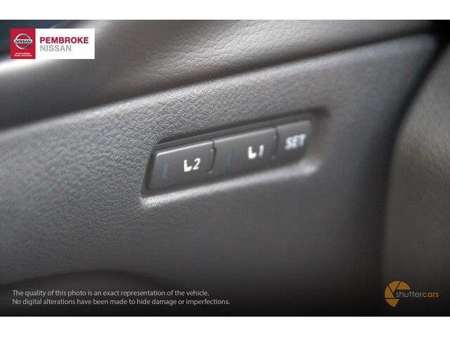 2019 Nissan Altima 2.5 Platinum (Stk: 19032) in Pembroke - Image 20 of 20