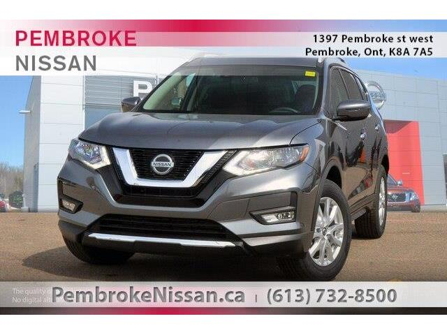 2019 Nissan Rogue SV (Stk: 19143) in Pembroke - Image 1 of 20