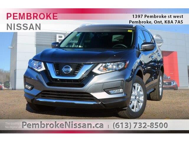 2019 Nissan Rogue SV (Stk: 19010) in Pembroke - Image 1 of 20