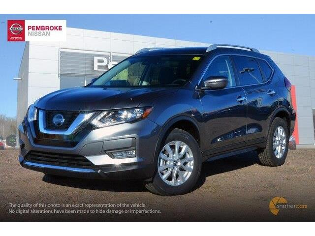 2019 Nissan Rogue SV (Stk: 19010) in Pembroke - Image 2 of 20