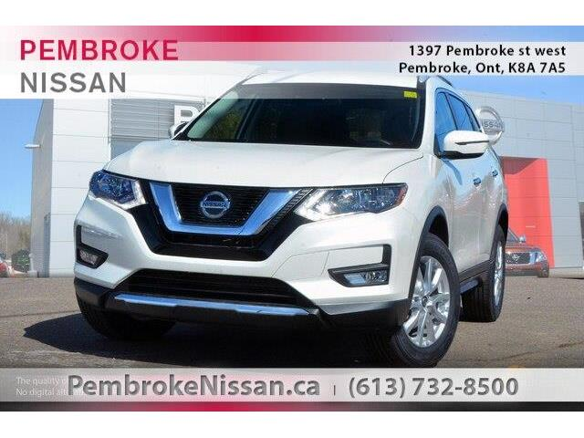 2019 Nissan Rogue SV (Stk: 19036) in Pembroke - Image 1 of 20