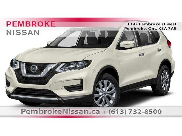 2019 Nissan Rogue S (Stk: 19227) in Pembroke - Image 1 of 9