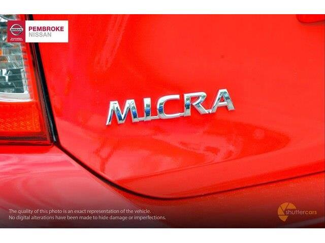 2019 Nissan Micra S (Stk: 19132) in Pembroke - Image 5 of 20
