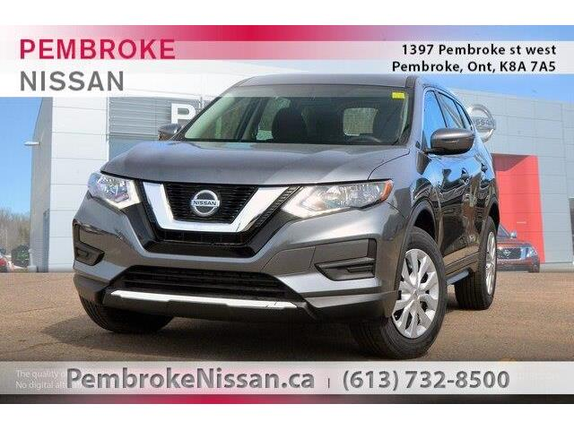 2019 Nissan Rogue S (Stk: 19048) in Pembroke - Image 1 of 20
