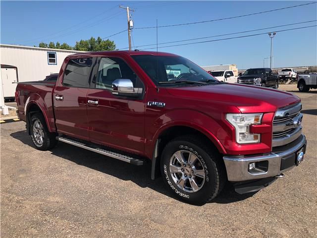 2015 Ford F-150 Lariat (Stk: 9233A) in Wilkie - Image 1 of 23