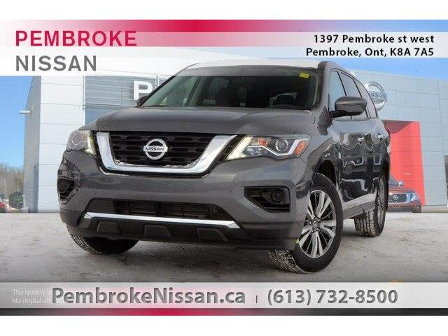 2019 Nissan Pathfinder S (Stk: 19092) in Pembroke - Image 1 of 20