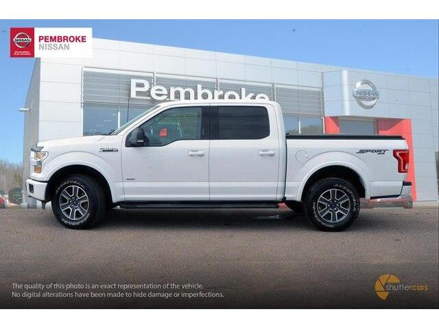 2016 Ford F-150 Lariat (Stk: 18436A) in Pembroke - Image 3 of 20