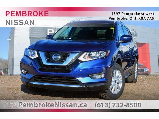 2019 Nissan Rogue SV (Stk: 19014) in Pembroke - Image 1 of 20