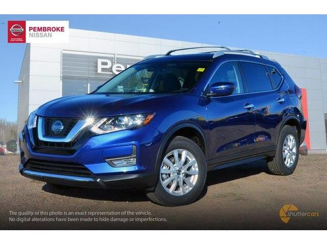 2019 Nissan Rogue SV (Stk: 19014) in Pembroke - Image 2 of 20