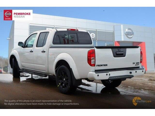 2019 Nissan Frontier Midnight Edition (Stk: 19153) in Pembroke - Image 4 of 20