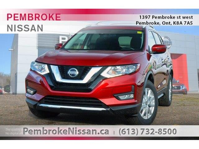 2019 Nissan Rogue SV (Stk: 19002) in Pembroke - Image 1 of 20