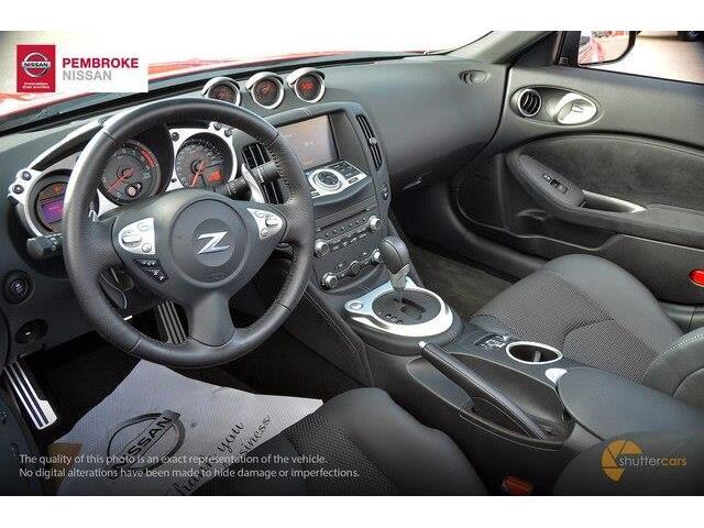 2019 Nissan 370Z Touring Sport (Stk: 19001) in Pembroke - Image 9 of 20