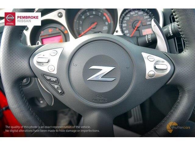 2019 Nissan 370Z Touring Sport (Stk: 19001) in Pembroke - Image 12 of 20