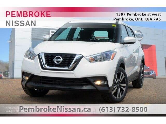 2019 Nissan Kicks SV (Stk: 19060) in Pembroke - Image 1 of 20