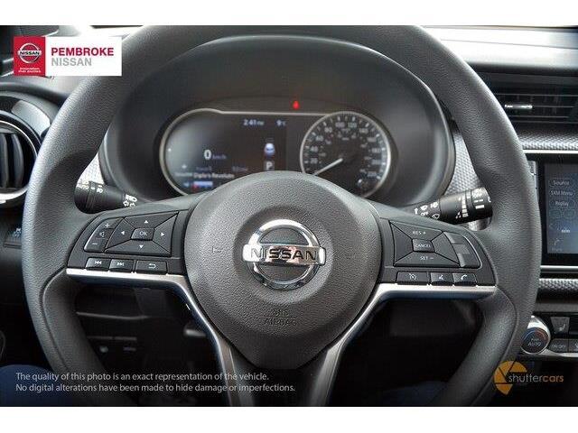 2019 Nissan Kicks SV (Stk: 19060) in Pembroke - Image 10 of 20