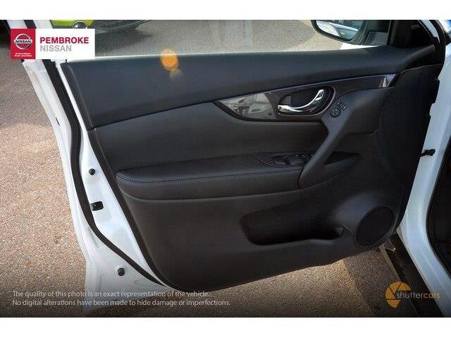 2018 Nissan Rogue S (Stk: SL18218) in Pembroke - Image 8 of 20