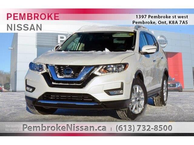 2019 Nissan Rogue SV (Stk: 19011) in Pembroke - Image 1 of 20
