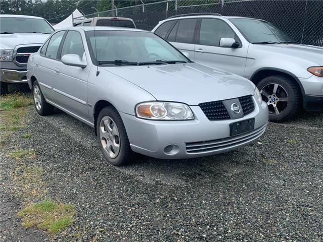2006 Nissan Sentra 1.8 (Stk: L104381B) in Courtenay - Image 1 of 1