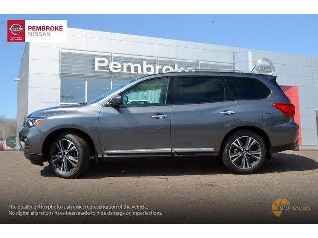 2018 Nissan Pathfinder Platinum (Stk: 18316) in Pembroke - Image 3 of 20