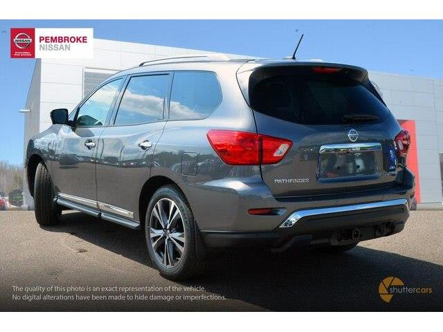 2018 Nissan Pathfinder Platinum (Stk: 18316) in Pembroke - Image 4 of 20
